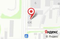 Схема проезда до компании Панель в Костроме