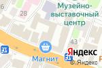 Схема проезда до компании Катания в Иваново