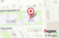 Схема проезда до компании Детский сад №127 в Иваново
