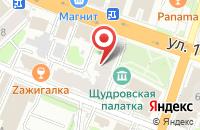 Схема проезда до компании Студия прически в Иваново