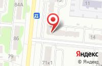 Схема проезда до компании ЭЛЕМЕНТ в Иваново