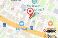 Схема проезда до компании Перчик в Иваново