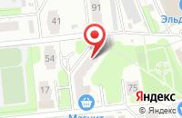 Схема проезда до компании Деревенский Продукт в Иваново