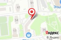 Схема проезда до компании ЖЭК №2 в Иваново