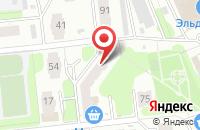 Схема проезда до компании А_Ателье в Иваново