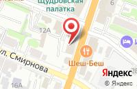 Схема проезда до компании Beauty+ в Иваново