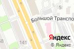 Схема проезда до компании Имидж в Иваново