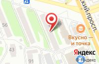 Схема проезда до компании Гриль в Иваново
