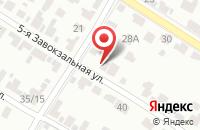 Схема проезда до компании ПромКотлоРемонт в Иваново