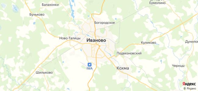 31 маршрутка в Иваново