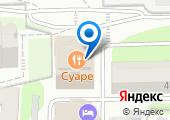 Суаре на карте