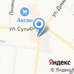 Pro.Тектор на карте Костромы