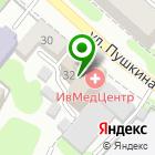 Местоположение компании СКМ