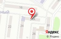 Схема проезда до компании Избирательный участок №250 в Костроме