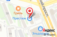 Схема проезда до компании Ателье по ремонту одежды в Иваново