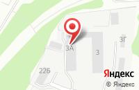 Схема проезда до компании Аргументпласт в Костроме