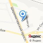 ВЕЗА на карте Иваново