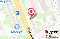 Схема проезда до компании Будьте здоровы в Иваново