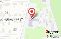 Схема проезда до компании Ивановский радиотехнический техникум-интернат в Иваново
