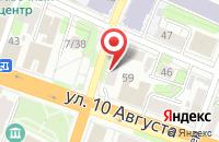 Схема проезда до компании Бакинский Дворик в Иваново