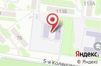 Схема проезда до компании Детский сад №13 в Иваново