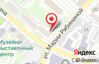 Схема проезда до компании Лекос в Иваново