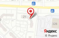 Схема проезда до компании Магазин крепежных изделий в Иваново