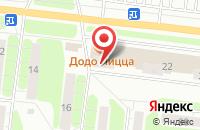 Схема проезда до компании Радиотехника в Иваново