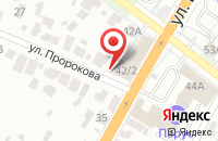 Схема проезда до компании СветоДар в Иваново