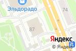 Схема проезда до компании Твенти в Иваново