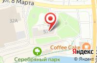 Схема проезда до компании Венеция в Иваново