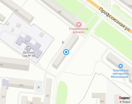 Товарищество собственников жилья «Монтаж» на карте Костромы