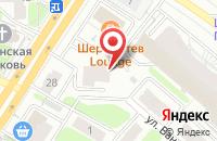 Схема проезда до компании Общежитие в Иваново