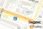 Схема проезда до компании Auroom в Иваново