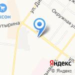 Банкомат на карте Костромы