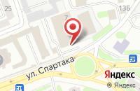 Схема проезда до компании Мир инструмента в Иваново