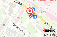 Схема проезда до компании Ситилаб в Иваново