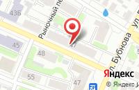 Схема проезда до компании Мир Климата в Иваново