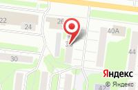 Схема проезда до компании Мир Лекарств в Иваново