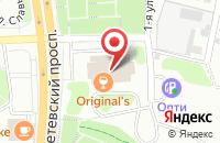 Схема проезда до компании Soprano в Иваново
