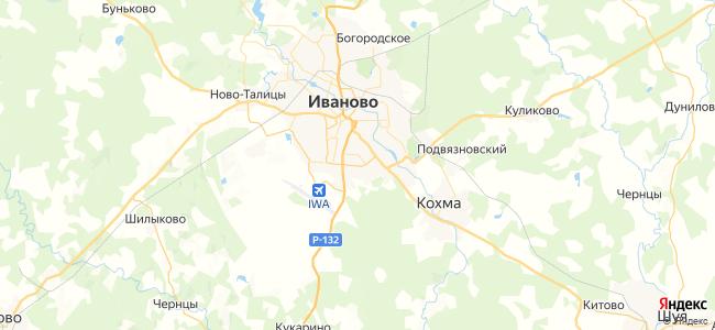 3 троллейбус в Иваново