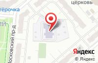 Схема проезда до компании Детский сад №1 в Иваново