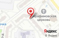 Схема проезда до компании КРАНЭКС в Иваново
