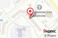 Схема проезда до компании Комильфо в Иваново