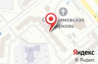 Схема проезда до компании КоФи` в Иваново