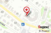 Схема проезда до компании Джунте в Иваново