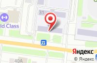 Схема проезда до компании ПневмоМир в Иваново