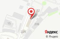Схема проезда до компании Торговый Дом  в Иваново