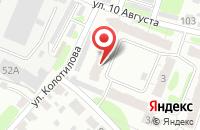 Схема проезда до компании Yes Show в Иваново
