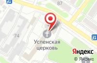Схема проезда до компании Иваново-Вознесенская Епархия в Иваново